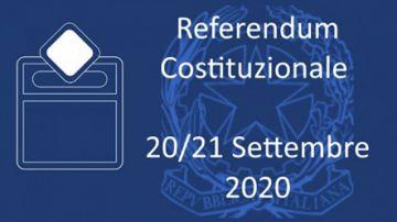 Avviso pubblico - Cambio sede di seggio elettorale
